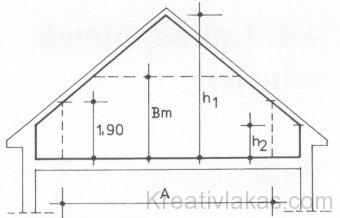 Padlástér-hasznosítás teljes terű beépítéshez