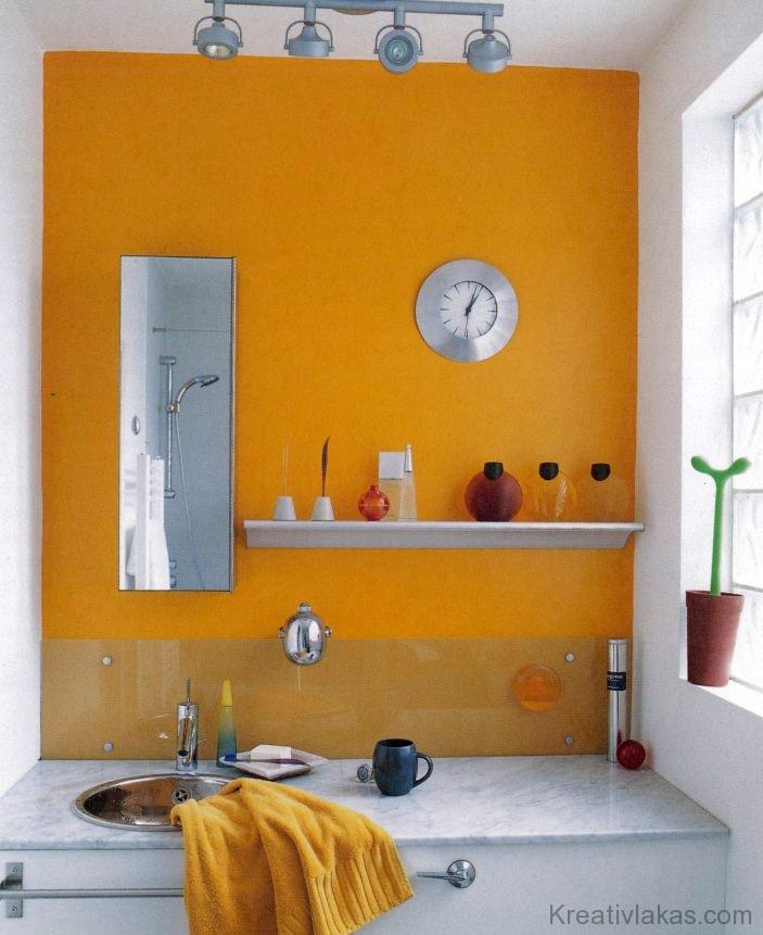 Kortárs fürdőszoba