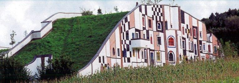 3.4. ábra. Hotel Rogner, Bad Blumau, Ausztria