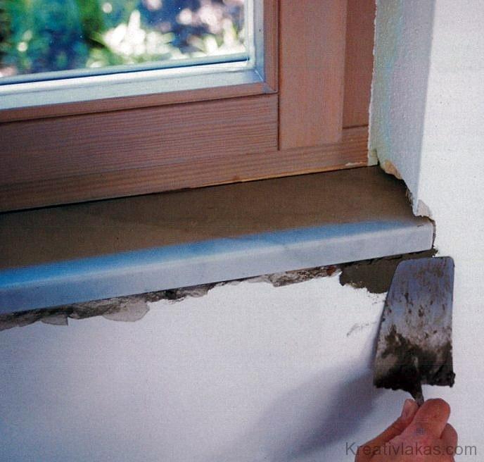 Ablakkönyöklők beépítése
