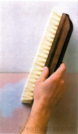 Különleges módszerek fóliatapétákhoz 1.