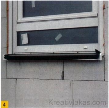 Az alumínium ablakpárkányok