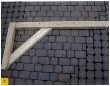 Az olcsó fagerenda-szerkezet